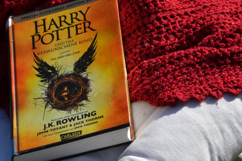 [REZENSION] Harry Potter and the Cursed Child – JACK THORNE